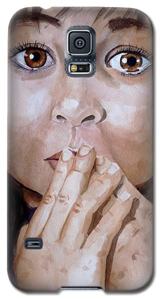 Soul Tears Galaxy S5 Case