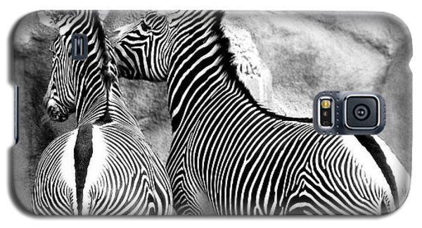 Galaxy S5 Case featuring the photograph Soulmates by Kristine Merc