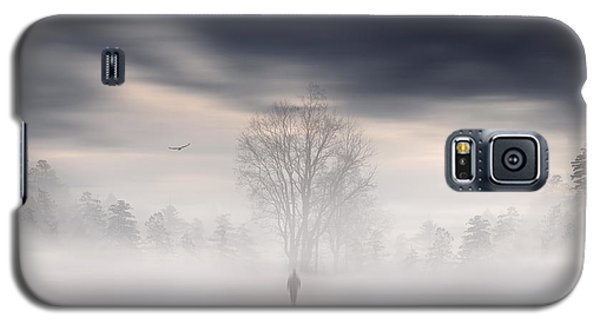 Soul's Journey Galaxy S5 Case by Lourry Legarde
