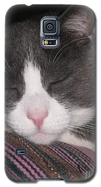 Galaxy S5 Case featuring the photograph Sound Asleep  by Chrisann Ellis