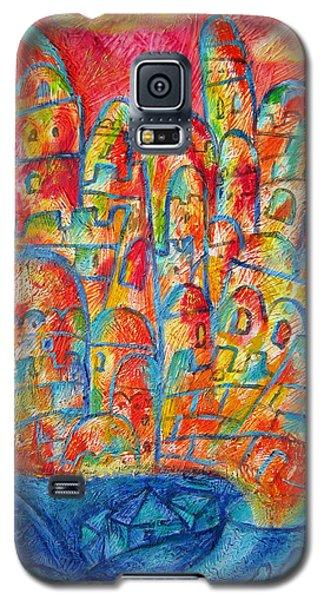 Sound Of Shofar Galaxy S5 Case