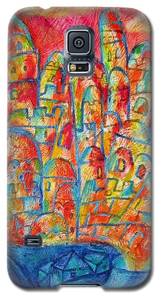 Sound Of Shofar Galaxy S5 Case