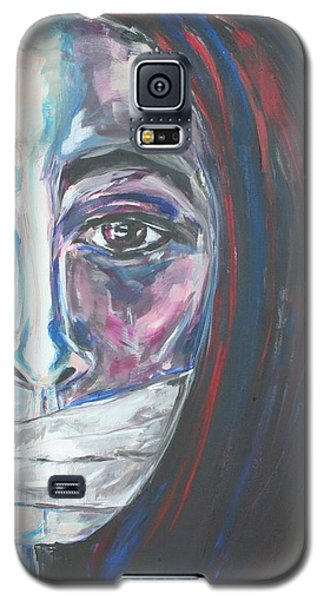 Sound Of Silence Galaxy S5 Case