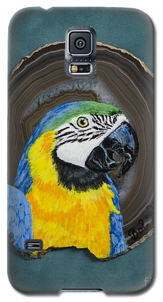 South American Beauty Galaxy S5 Case