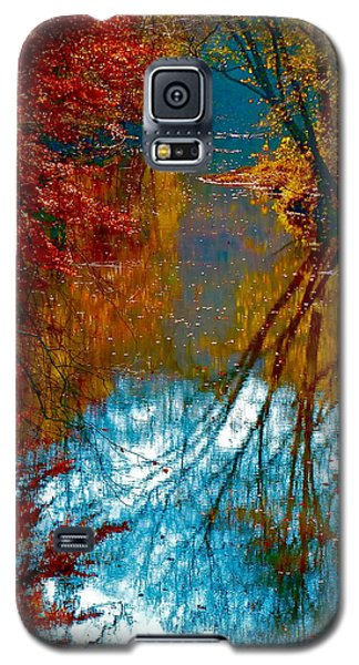 South Anna River Reflections Galaxy S5 Case