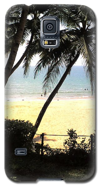 South Beach - Miami Galaxy S5 Case