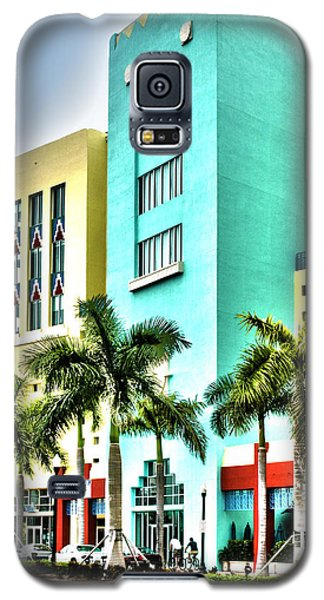 South Beach Galaxy S5 Case