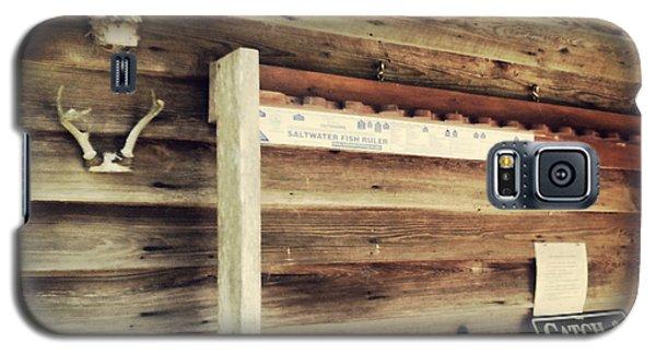 South Carolina Hunting Cabin Galaxy S5 Case