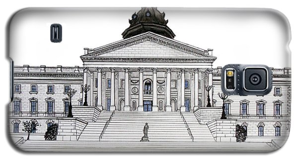 South Carolina State Capitol Galaxy S5 Case