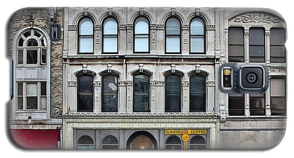 Galaxy S5 Case featuring the photograph South Fifth Street Louisville by Steven Richman