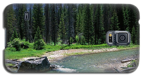 South Fork Payette River Grandjean Galaxy S5 Case