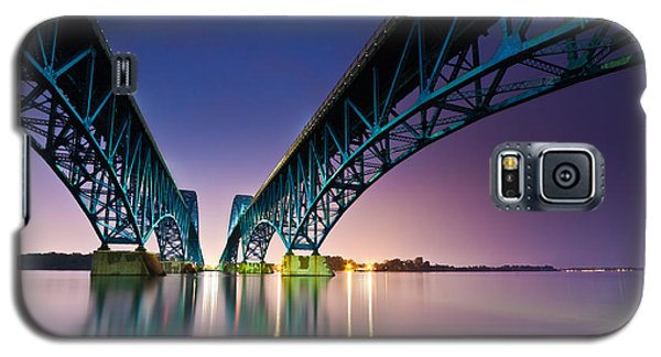 South Grand Island Bridge Galaxy S5 Case