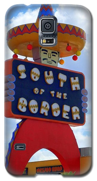 South Of The Border 10 Galaxy S5 Case