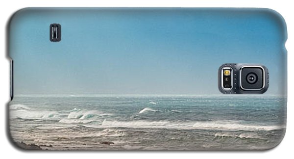 South Shore Maui Beach House Galaxy S5 Case