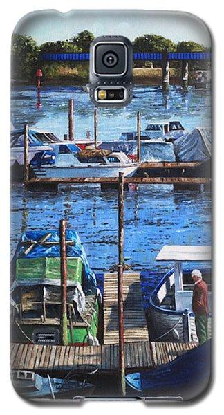 Southampton River Itchen From Cobden Bridge Galaxy S5 Case