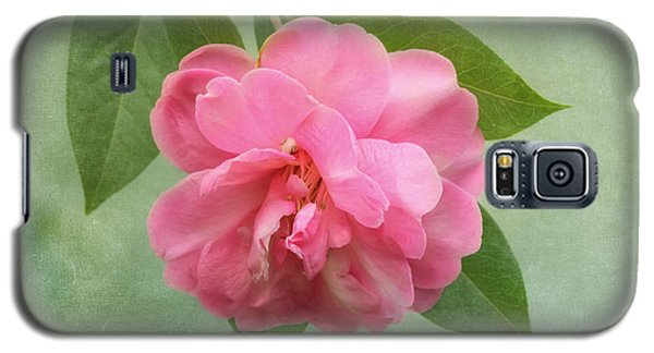 Southern Camellia Flower Galaxy S5 Case