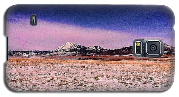 Southern Colorado Mountains Galaxy S5 Case