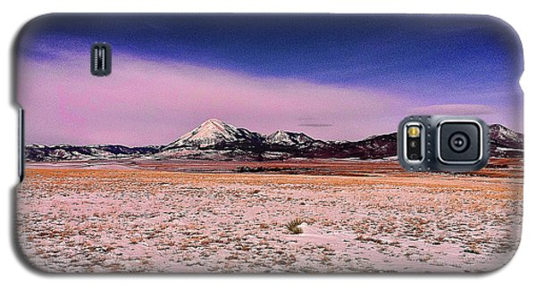Southern Colorado Mountains Galaxy S5 Case