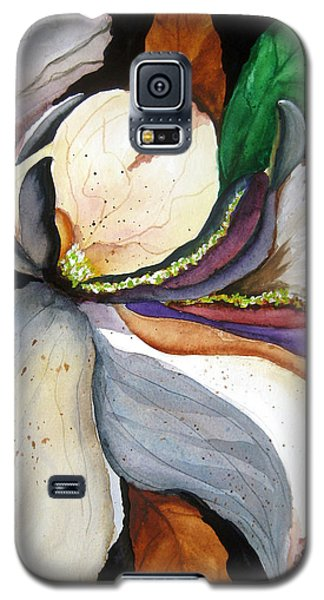 White Glory II Galaxy S5 Case by Lil Taylor