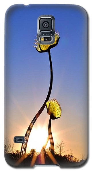 Southern Hospitality Sculpture Galaxy S5 Case by Kelly Nowak