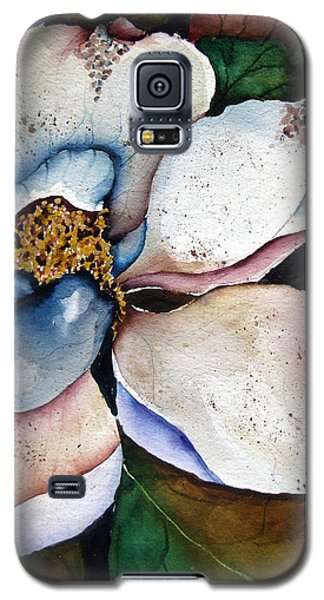 White Glory Galaxy S5 Case by Lil Taylor
