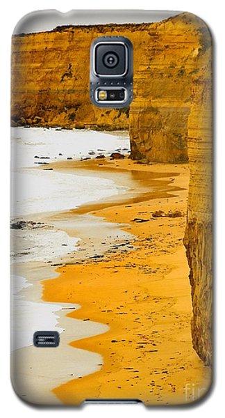 Southern Ocean Cliffs Galaxy S5 Case