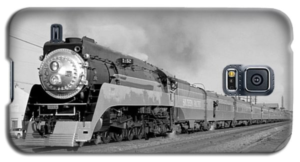 Southern Pacific Train In Texas Galaxy S5 Case