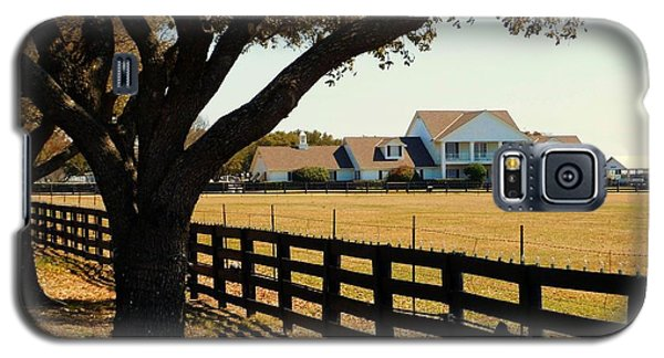 Southfork Ranch - Across The Pasture Galaxy S5 Case