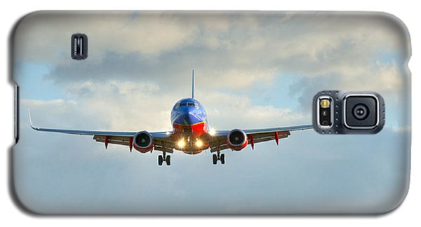 Southwest Airline Landing Gear Down Galaxy S5 Case