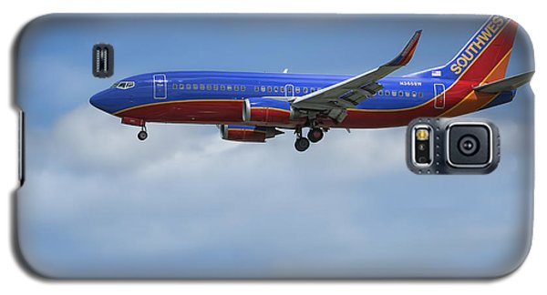 Southwest Airlines Jet Galaxy S5 Case