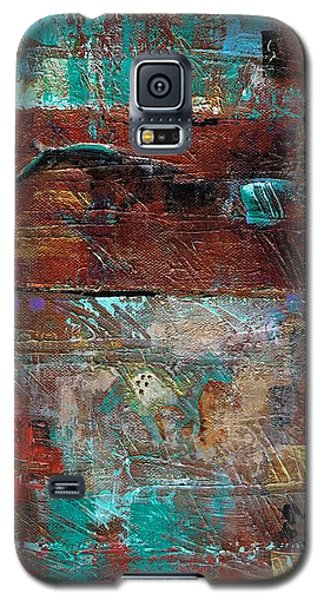 Southwest Horses Galaxy S5 Case