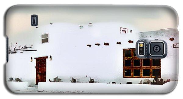 Southwestern Pueblo  Galaxy S5 Case by Barbara Chichester