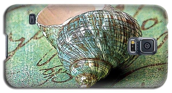 Souvenir Shell Galaxy S5 Case by Karen Stephenson