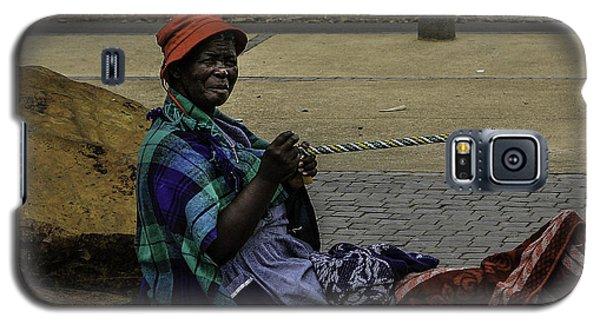 Soweto Artist Galaxy S5 Case