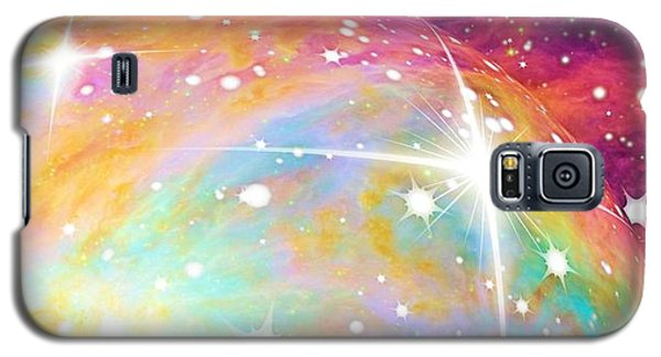 Galaxy S5 Case featuring the photograph Space by Elizabeth Budd