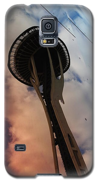Space Needle Reflections IIi Galaxy S5 Case