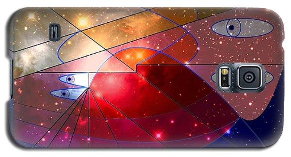 Space Odyssey 08 Galaxy S5 Case by Ron Davidson