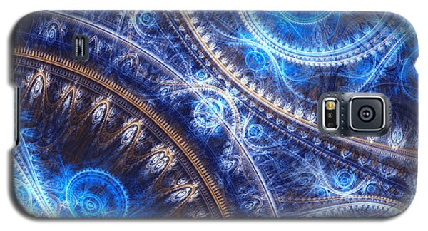 Space-time Mesh Galaxy S5 Case