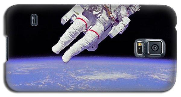 Space Walk 1 Galaxy S5 Case by Rod Jones