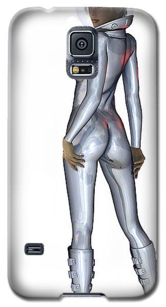 Spacegirl... Galaxy S5 Case