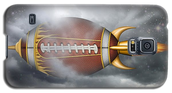 Spaceship Football Galaxy S5 Case