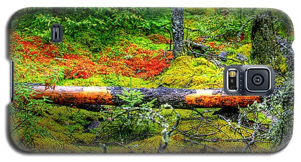 Spagnum Moss On The Fen  Galaxy S5 Case