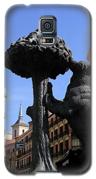 Spain - Madrid - Symbol Of Bear And Strawberry Tree Galaxy S5 Case