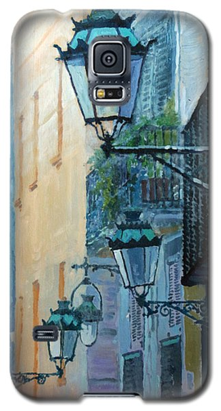 Barcelona Galaxy S5 Case - Spain Series 07 Barcelona  by Yuriy Shevchuk
