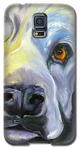 Spaniel In Thought Galaxy S5 Case
