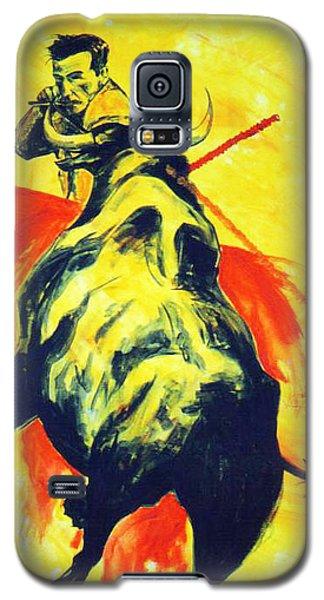Spanish Bullfight Galaxy S5 Case