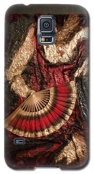 Spanish Dancer Framed Galaxy S5 Case