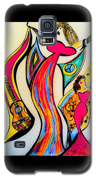 Spanish Guitar Galaxy S5 Case