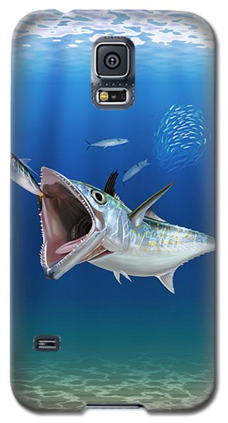 Spanish Mackerel Galaxy S5 Case