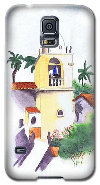 Spanish Mission Galaxy S5 Case